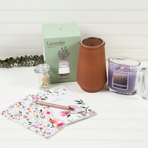 To My BFF Lavender Gift Set