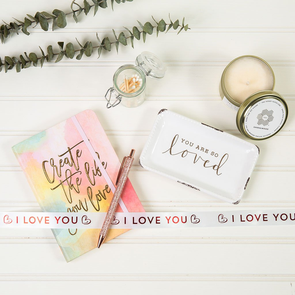 In My Happy Place Women's I Love You Gift Set - GiftBasket.com - Gift Set