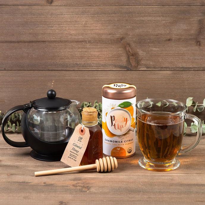 For My Sweet-tea Tea Gift Set - GiftBasket.com - Gift Set