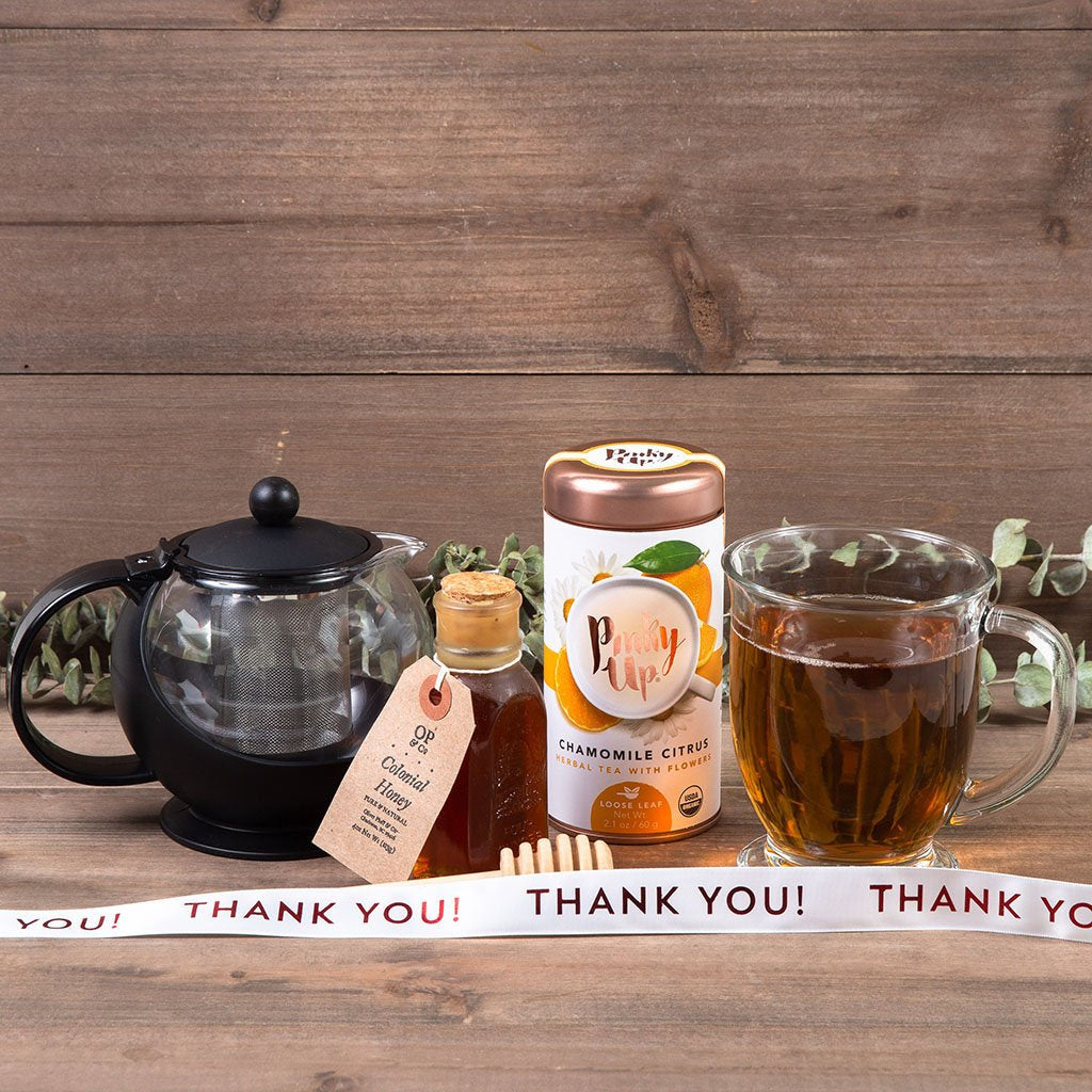 For My Sweet-tea Tea Thank You Gift Set