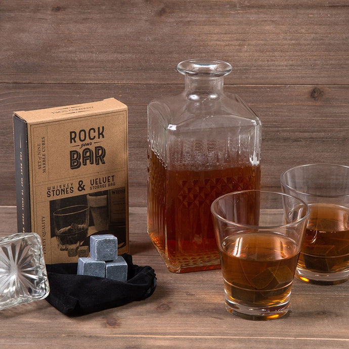 Men's Whiskey Night - GiftBasket.com - Gift Set
