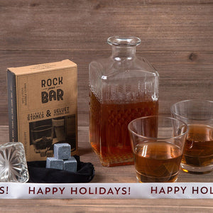 Men's Whiskey Night - Happy Holidays