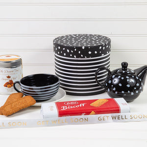 Tea for Me Get Well Tea Set - GiftBasket.com - Gift Set