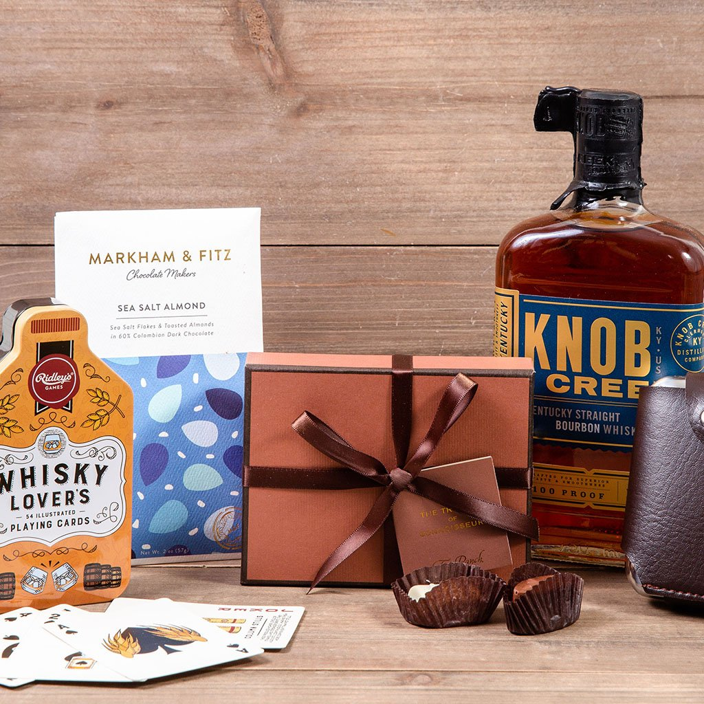 Whiskey Lovers Night In with Knob Creek Bourbon
