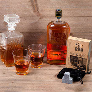 Men's Whiskey Night with Bulleit Bourbon Frontier Whiskey