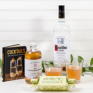 It' s 5 O'Clock Somewhere Ketel One Vodka Gift Set