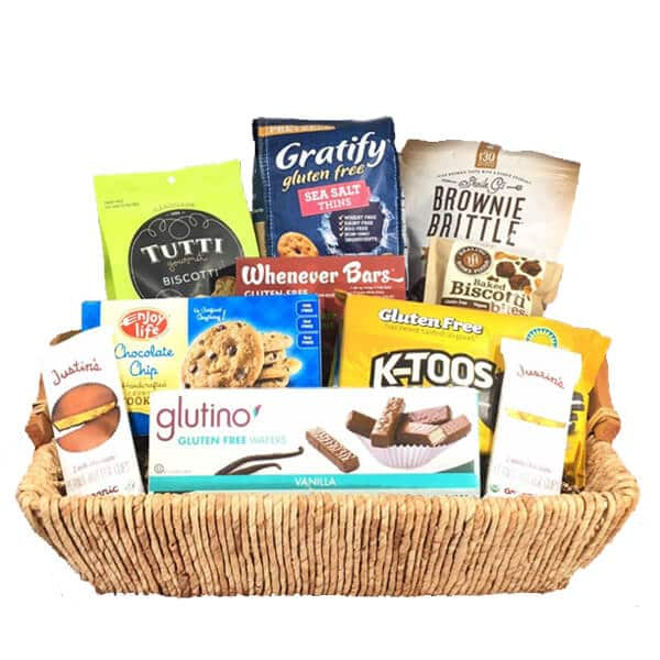 Our Favorite Gluten Free Gift Basket