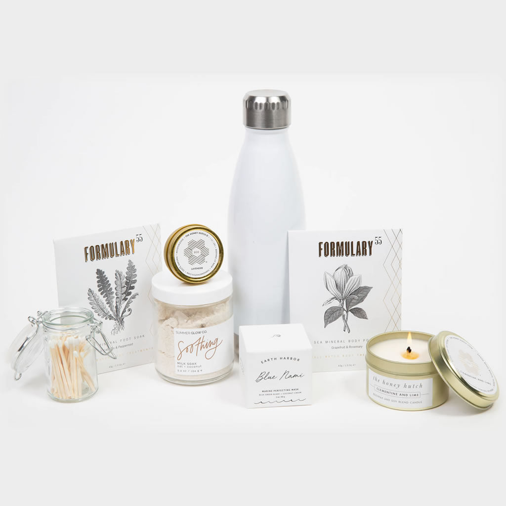 Gratitude Spa Kit - GiftBasket.com - Corporate