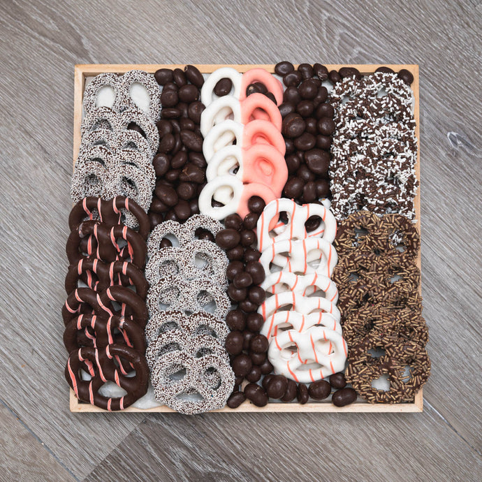 Kosher Certified Chocolate Covered Treats Gift Box