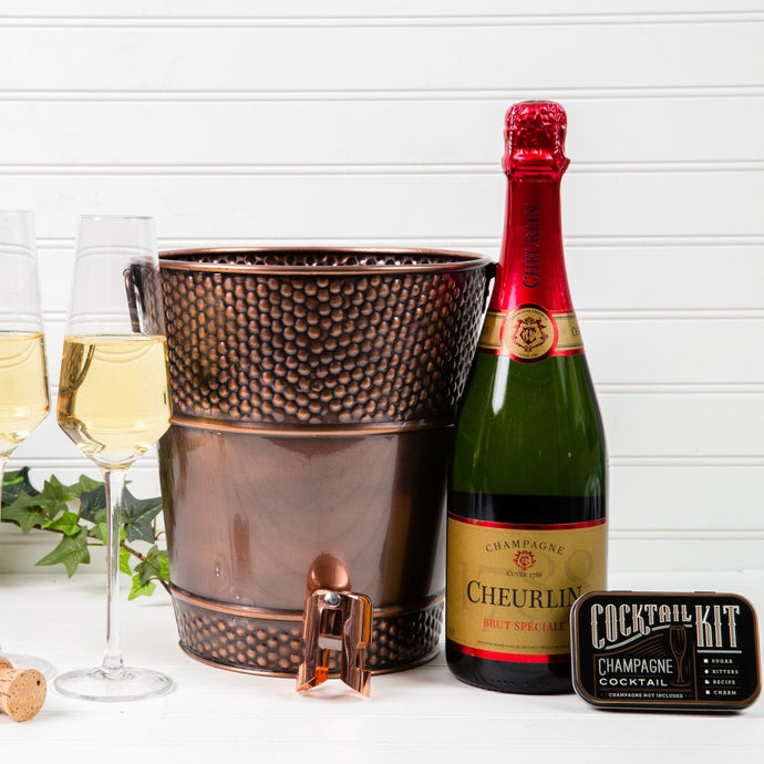 Let's Celebrate With Cheurlin Champagne