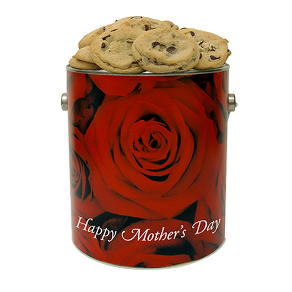 Mother's Day Cookie Tin- 1 Gallon