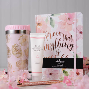 Motivate and Inspire Women's Gift Set