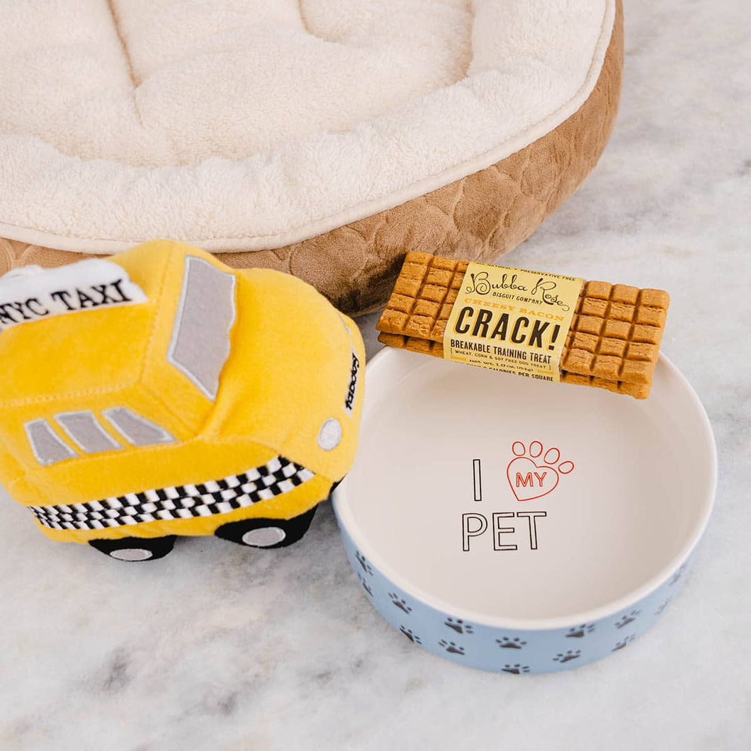 Pup in the City Dog Gift Set
