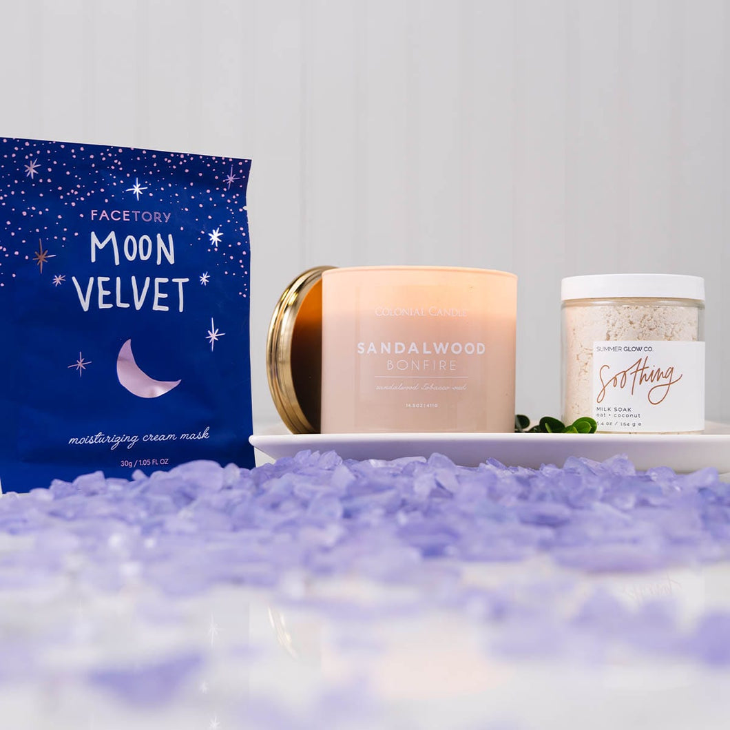 Relax and Restore Spa Gift Set