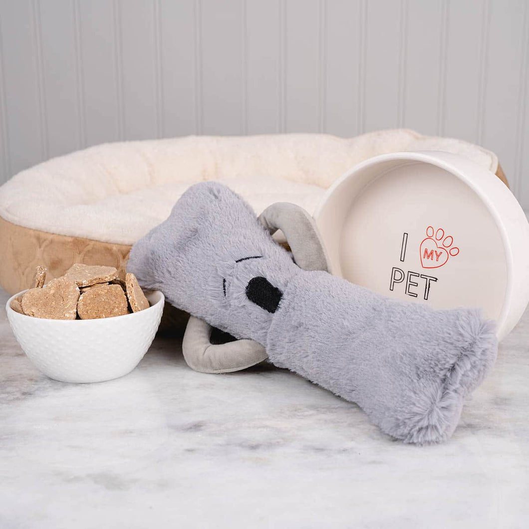 Something to Bark About Dog Gift Set