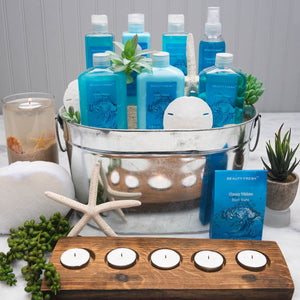 Summer Breeze Spa Basket