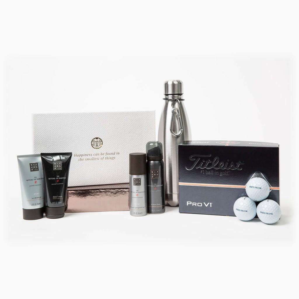 Tee Time Rituals Golf and Spa Set
