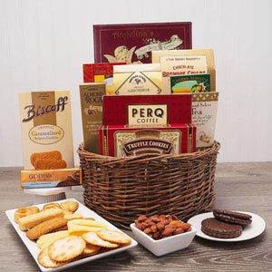 The Gift That Keeps On Giving Holiday Basket