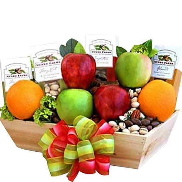 The Healthy Choice - GiftBasket.com - Gift Basket
