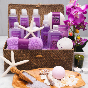 The Pau Hana Hawaiian Orchid Spa Treatment