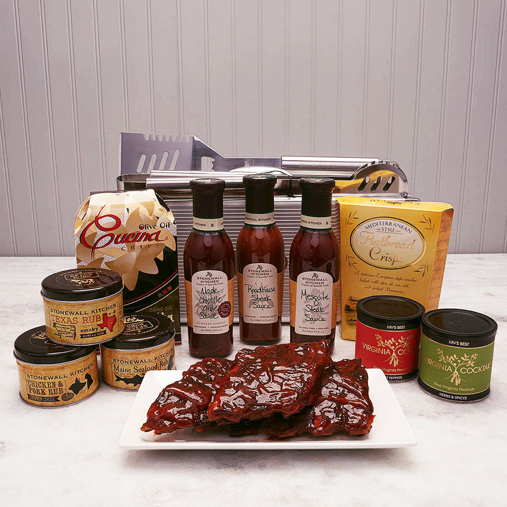 Gourmet Gift Basket - The Pit Boss BBQ Gift Set by GiftBasket.com