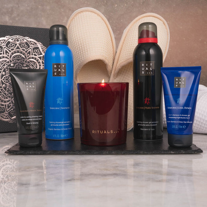 The Ultimate Pampered Man Luxury Spa Gift Set