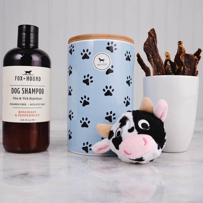 Udderly Wonderful Dog Gift Set