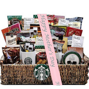 Mother's Day All Time Favorite Tea and Coffee Basket