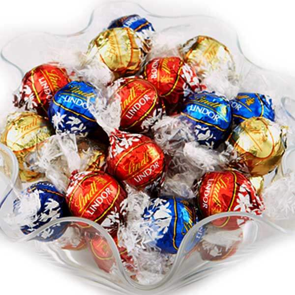 Lindt Lindor Truffles Assorted Bag (10 pcs)