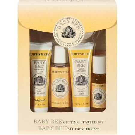 (Add) A Baby Bee Getting Started Kit - GiftBasket.com