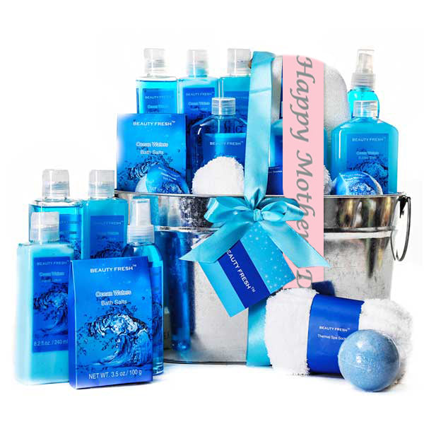 Mother's Day Ocean Breeze Spa Basket