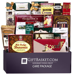 Care Package Deluxe Cookie Basket
