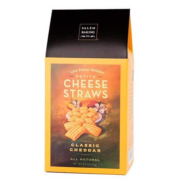 Petite Cheese Straws Classic Cheddar