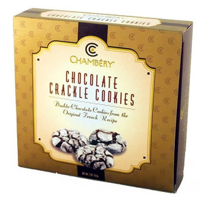 Chocolate Cracker Cookies - GiftBasket.com