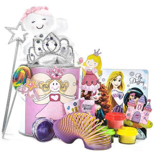 A Princess Gift for The Princess - GiftBasket.com - Gift Tin