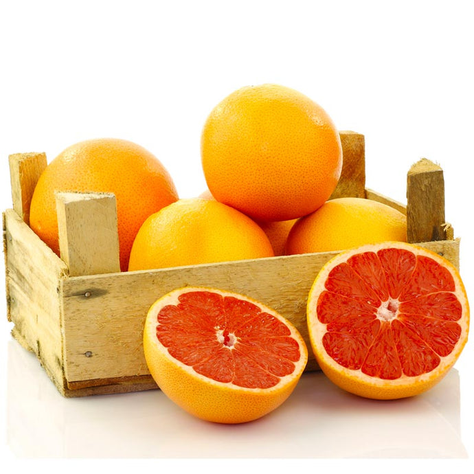Dark Red Grapefruit - GiftBasket.com - Gift Box