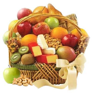 Triple Treat Basket Amazing Assortment - GiftBasket.com - Gift Basket