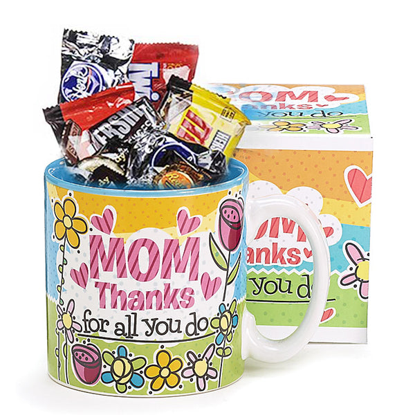 Mom Thank You Mug