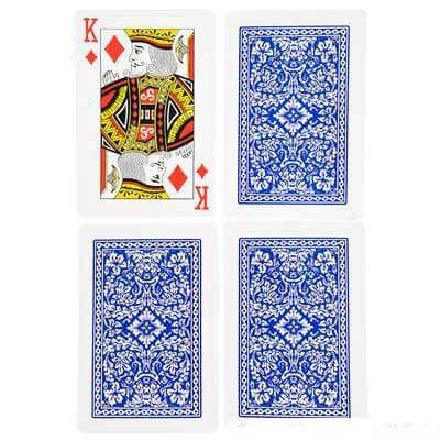 JUMBO PLAYING CARDS TOYS