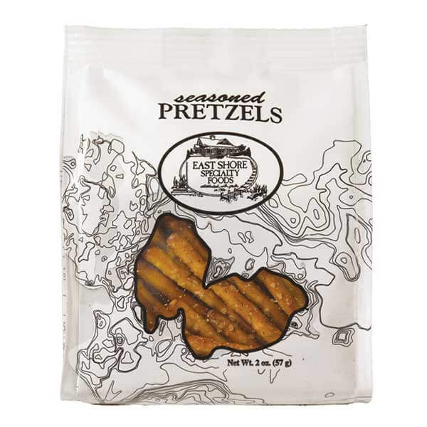 East Shore Seasoned Pretzels