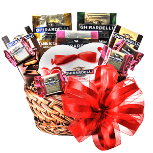 Thinking of You Gift Basket For That Special Person
