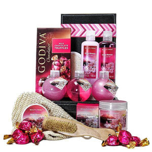 Afternoon Spa Delight - GiftBasket.com - Gift Set