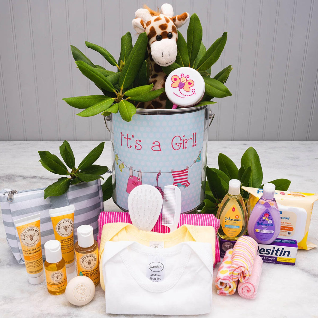 It's For That Special Girl! - GiftBasket.com - Gift Tin