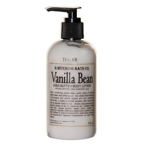 B.Witching Bath Co. Vanilla Bean Body Lotion
