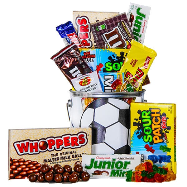 Soccer Fan Sweetness Pail