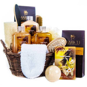 Vanilla Passions Sweet Spa Set