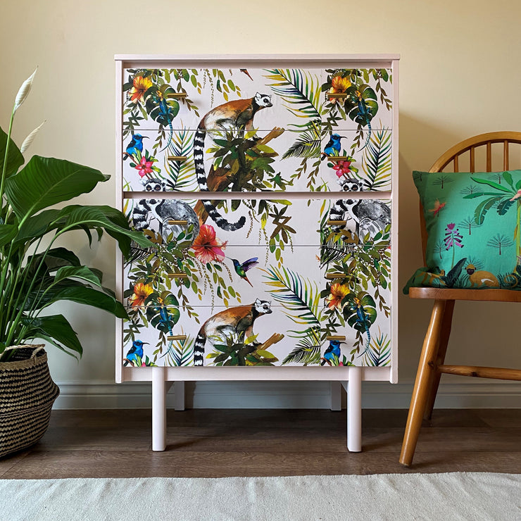 PEONY CHEST OF DRAWERS