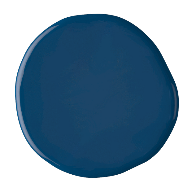 Cornish Milk Mineral Paint Blue Lobster
