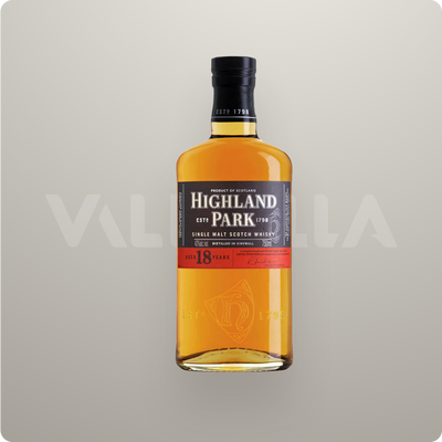 Highland Park 18 Year - Valhalla Distributing