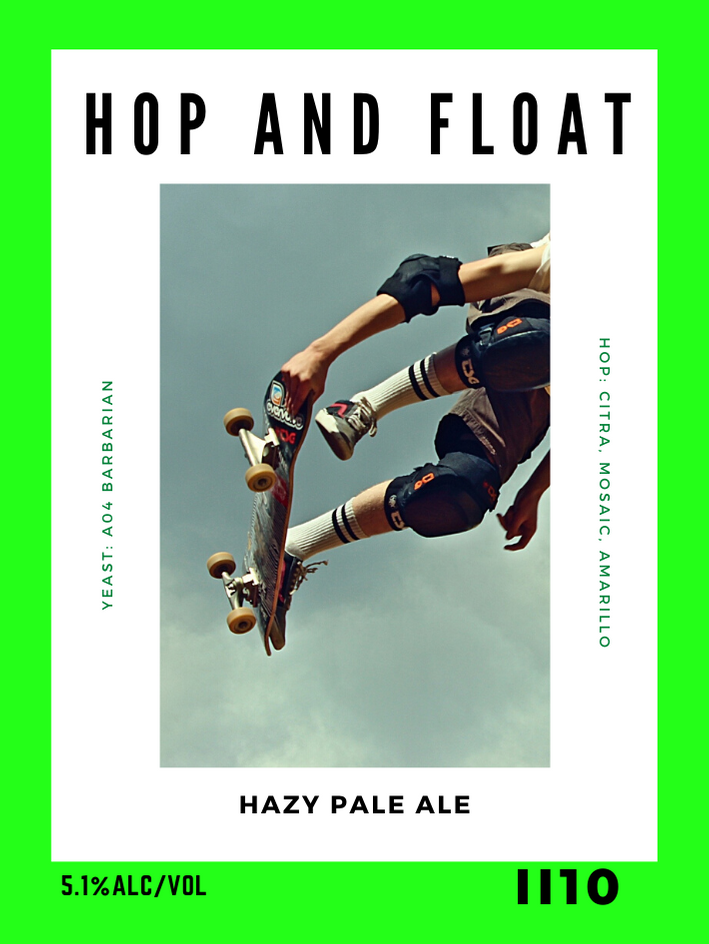 Hop And Float - Valhalla Distributing